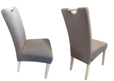 Krzesło tapicerowane z rączką Sz