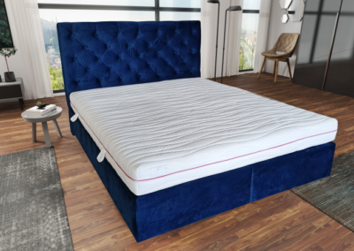 Łóżko Pik b